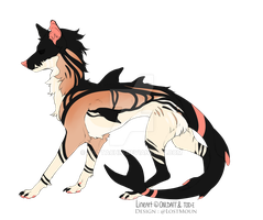: NYP - PAYPAL : Canine Adopt  : SOLD : by LostMoun