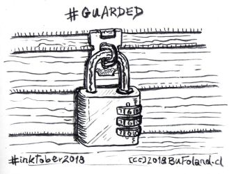 Guarded - Guardado by Bufoland