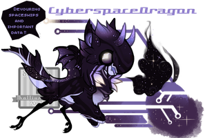 Cyber-Space-Dragon (JR Auction, ABd) by Thalliumfire