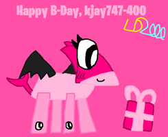 Happy B-Day kjay747-400 by Luqmandeviantart2000