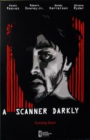 A Scanner Darkly promo by PatrickThornton