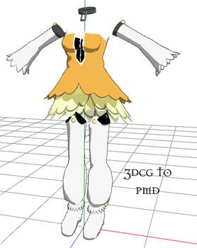 MMD- Puffy Set- Fixed DOWNLOAD by MMDFakewings18