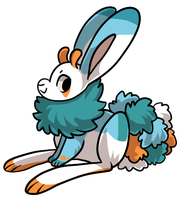 Dystbunny by BeanPurrito