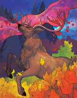 Why the Leaves Change Colors by nettlebeast