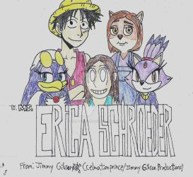 Erica Schroeder Tribute by CelmationPrince