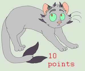 kitten 10 points closed by SamPanther