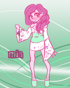 Mia (Redo) by SqueezeMeLittle