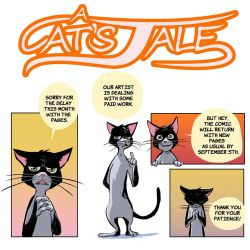 Cats tale update by FabianCobos