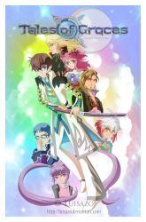 Tales of Graces - Tales 14 Y.O by Luisazo