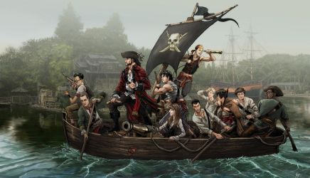Pirates KWD7 by locohead