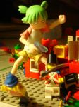 Yotsuba the Menace by Rekslare