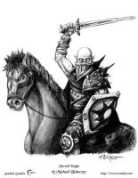 Moredel Knight by mbielaczyc