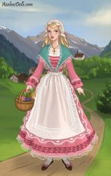 Clara (French Folklore Game) by PrincessofDreams123