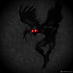 The Mothman by LennonBlack
