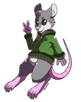COMM for Emryss by Ratlovera