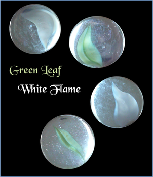 Green Leaf, White Flame by Starlit-Sorceress