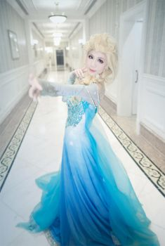 Frozen - Elsa 03 by hydeaoi