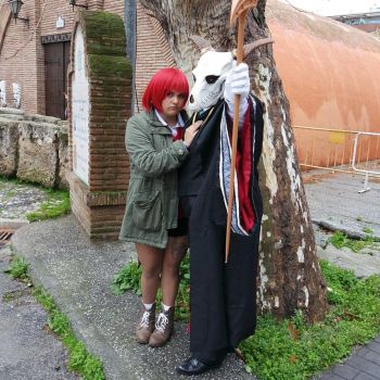 My love is for you, Elias Ainsworth cosplay v2 by Soulren