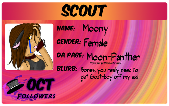 Scout ID card by MoonlightSylph