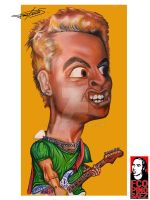 billie joe mad guy... by Evilspout