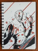 Day 207 Old man logan by TomatoStyles