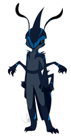 [QDV] Tuul species who still has no name by Void-Shark