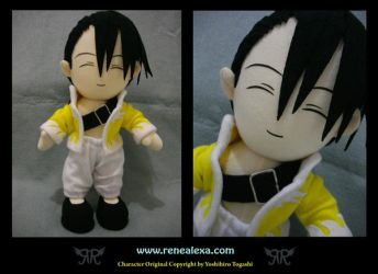 Commission_Ling Yao by renealexa-plushie