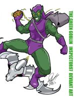 Green Goblin by Inspector97