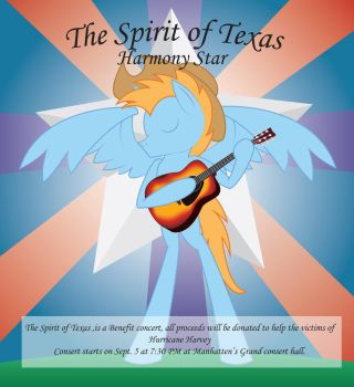 Spirit of Texas (request) by billy2345