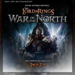 LOTR War in the North OST Alt. Cover by IvanValladares