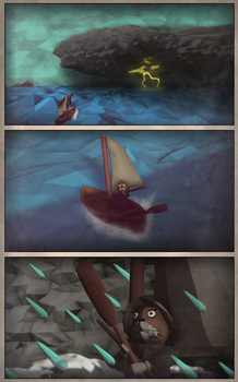 Up North pg.2 - Storm Approaches by Littlenorwegians