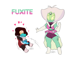 - Permafusion Fuxite_Ruby + Aquamarine - by PencilTree