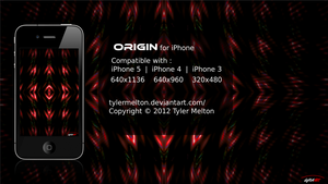 Origin for iPhone by t-dgfx