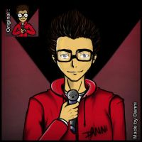Your Favorite Martian: RWJ by LinkinSoldier