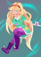 star vs the forces of evil by 11Pika11