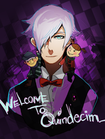 Welcome to Quindecim by tt022