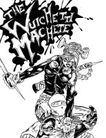 Wuichetti Machete by takkless