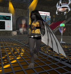 Neo in SL September 2010 by Neomae