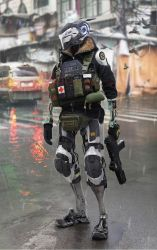 Tactical medic by 5ofnovember