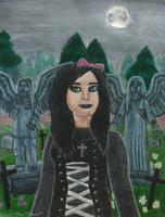 Anette Olzon by DarkWindCimba