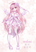 Set price angel adopt  [OPEN] by Elika24