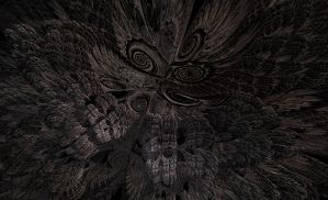 Fractal Noir by Aexion