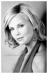 Charlize Theron by petbet1