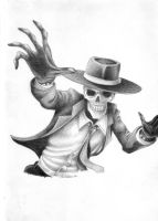 Skulduggery Pleasant 2011 by AliciaOrima