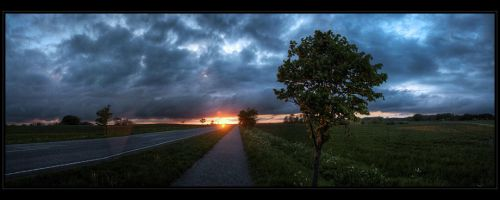 road to the sun by keshuval