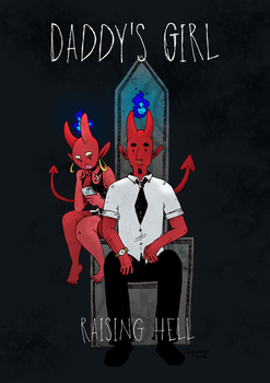 Raising Hell by MyHatsEatPeople