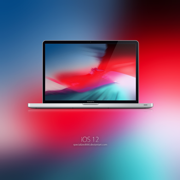 iOS 12 Wallpaper by specialized666