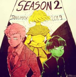 SEASON TWO by FREISKA