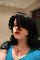 Lust WIP - Make up and Wig test by R-Spanner