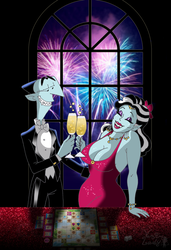 Happy New Year! by VampiraLady